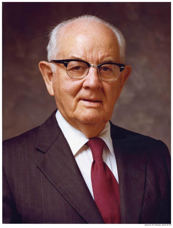 Spencer W Kimball Mormon