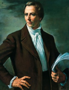 Joseph Smith Mormons