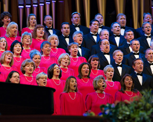 Virtues Music Mormon Choir