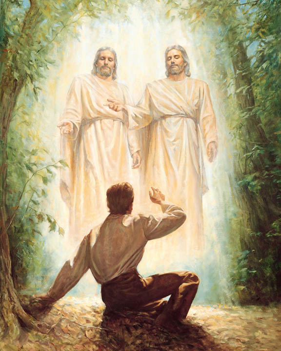 Mormon Joseph First Vision
