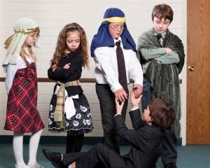 Mormon Primary Children