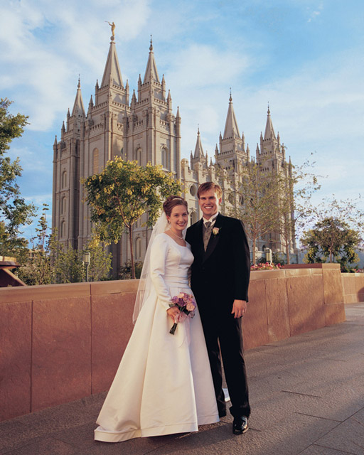 Mormon Temple Marriage Sealing