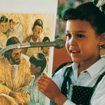 Even Mormon children give short sermons in the Mormon Church
