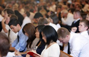 Pew Study on Mormons in America
