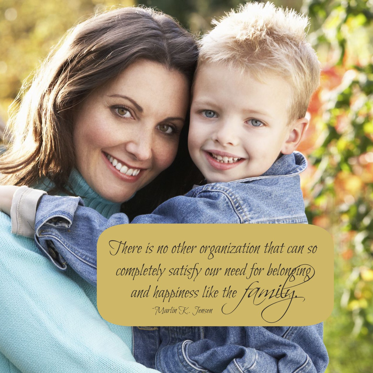 belonging-happiness-family-lm Mormon Quote