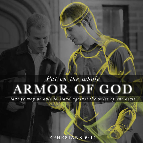 Armor of God — Great Protection for Families